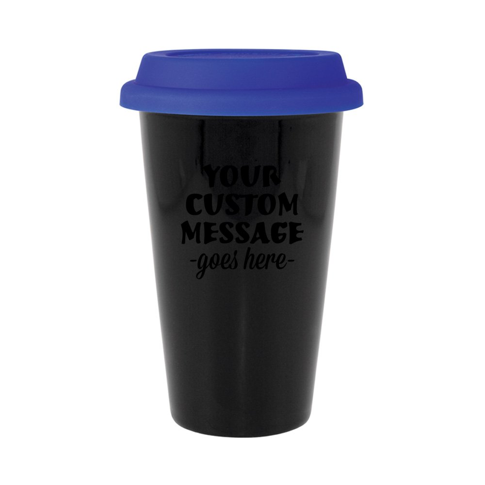 Porcelain To-Go Mug - 11 oz.