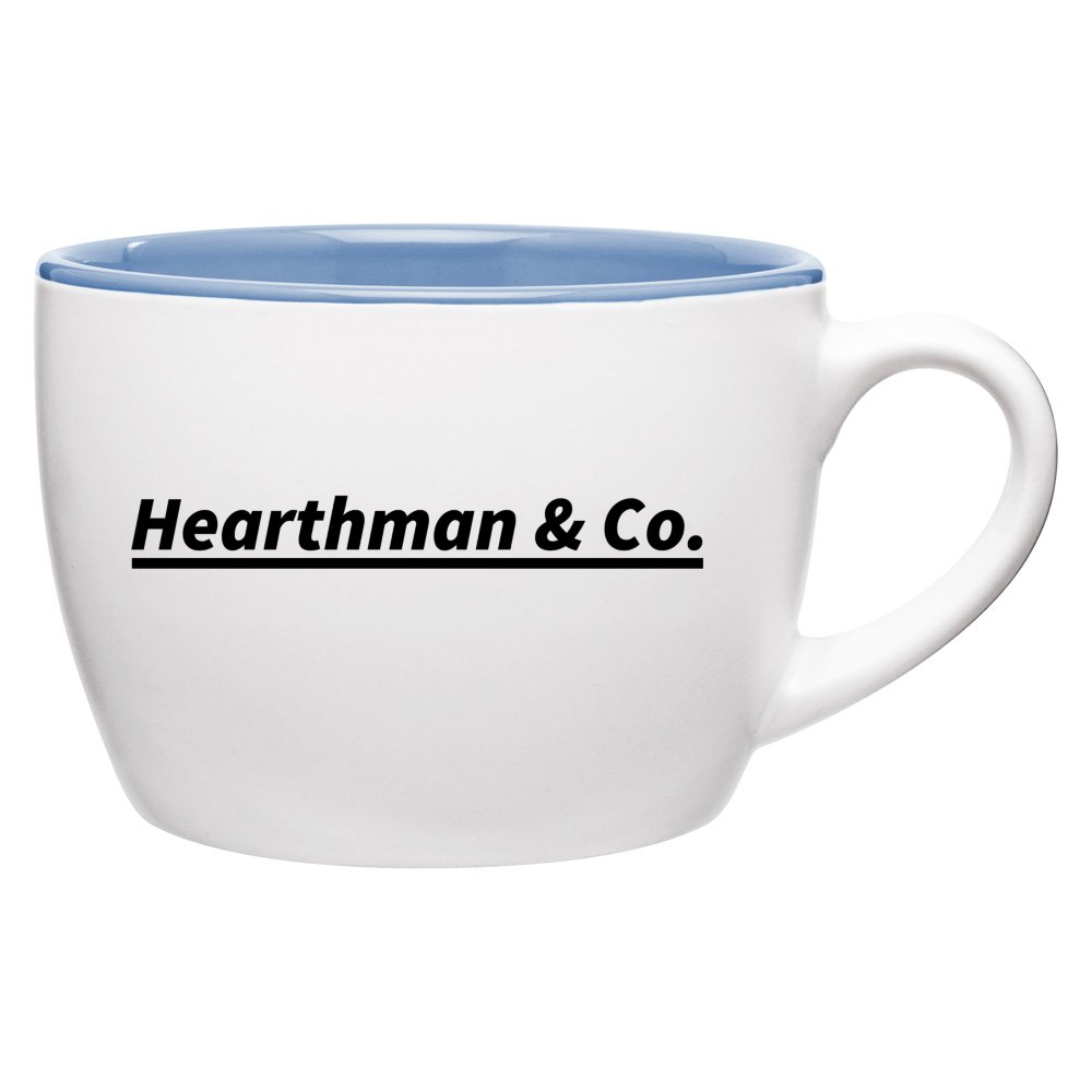 Stout Color Pop Mug - Matte White