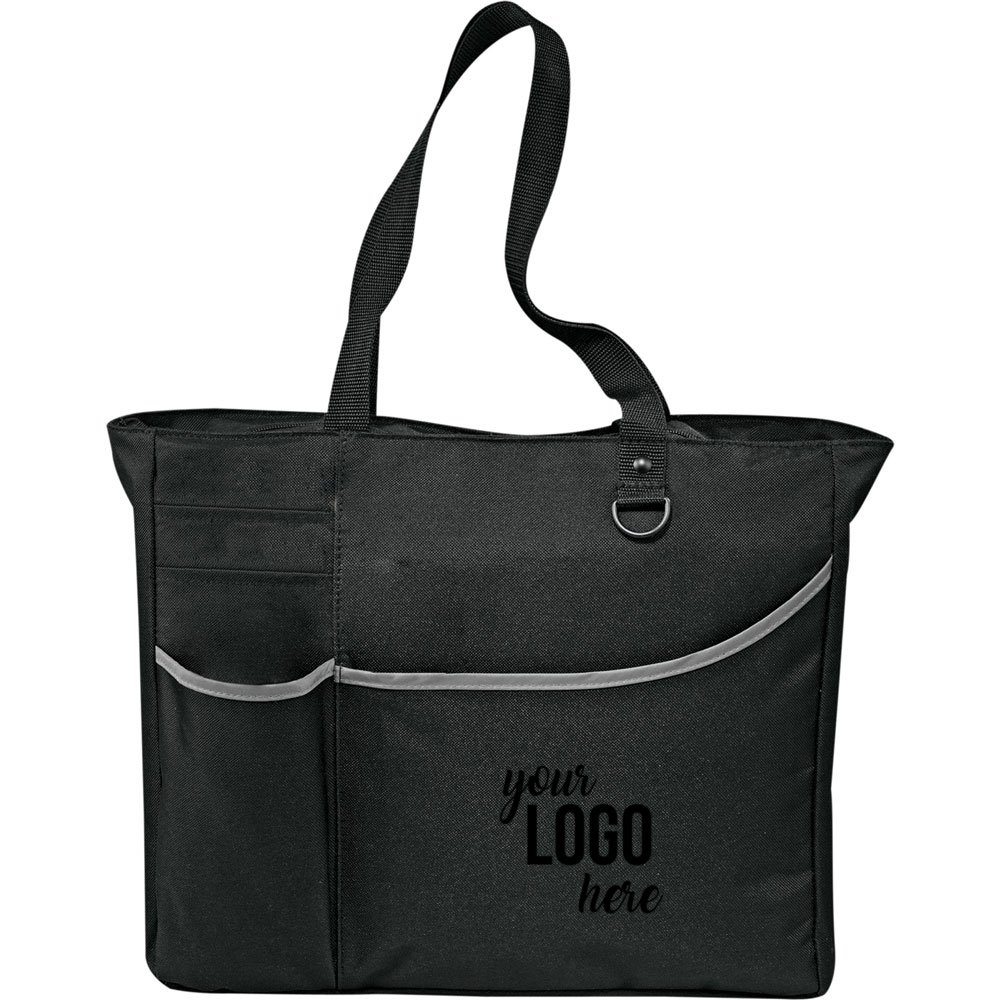 Foremost Zippered Tote