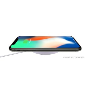 The Full-Color Wireless Charging Pad