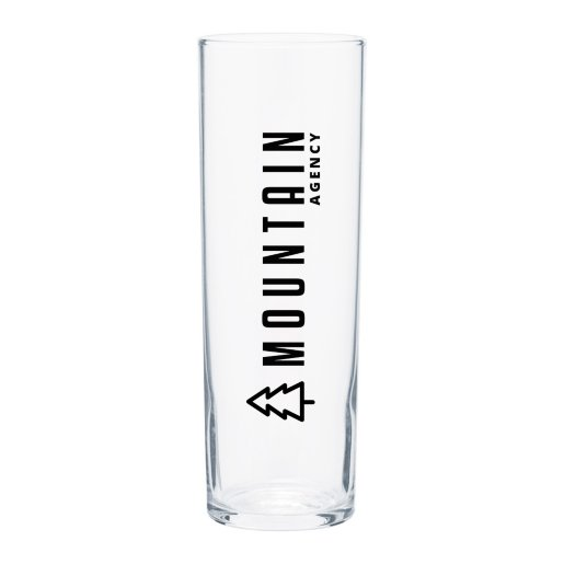 Extra Tall Drinking Glass