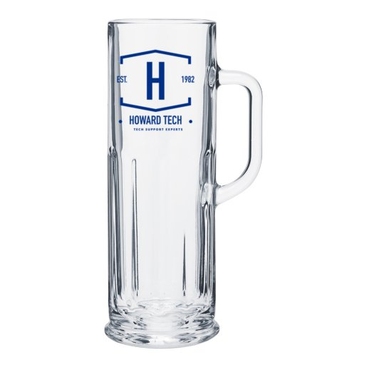 Tall Glass Sport Mug - 21 oz.