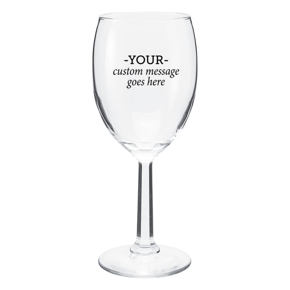 Long Stem Wine Glass - 10 oz.