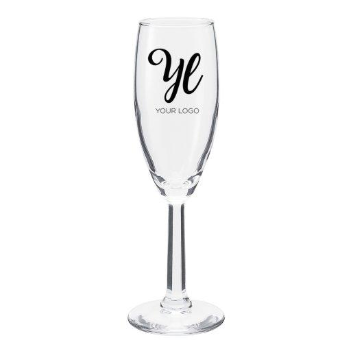 Flute Glass - 5.75 oz.