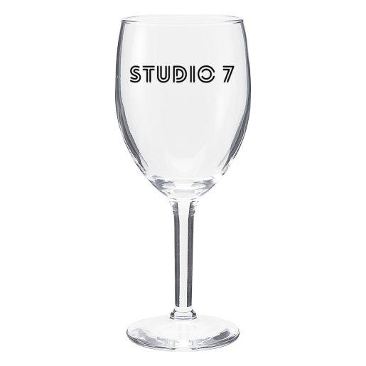 Classic Wine Glass - 8.5 oz.