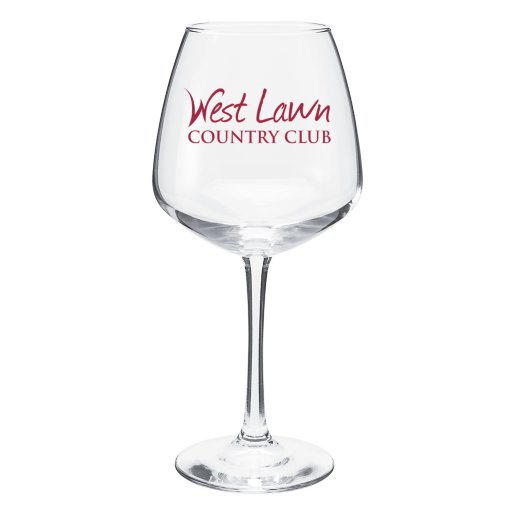 Diamond Wine Glass - 18.25 oz.