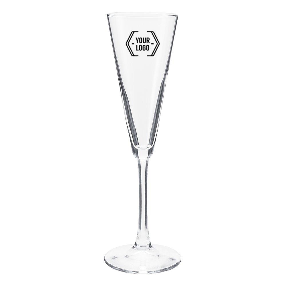 Trumpet Flute Glass