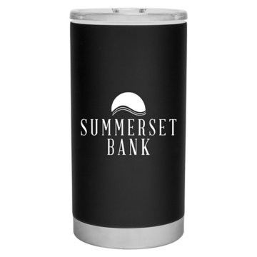 3-in-1 Beverage Cooler and Tumbler - 16 oz.