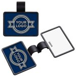 Rectangle Stethoscope ID Tag