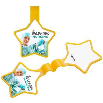 Star Stethoscope ID Tag