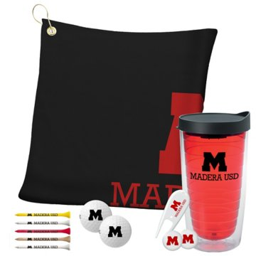 Tumbler n' Towel Golf Kit - Wilson® Ultra 500
