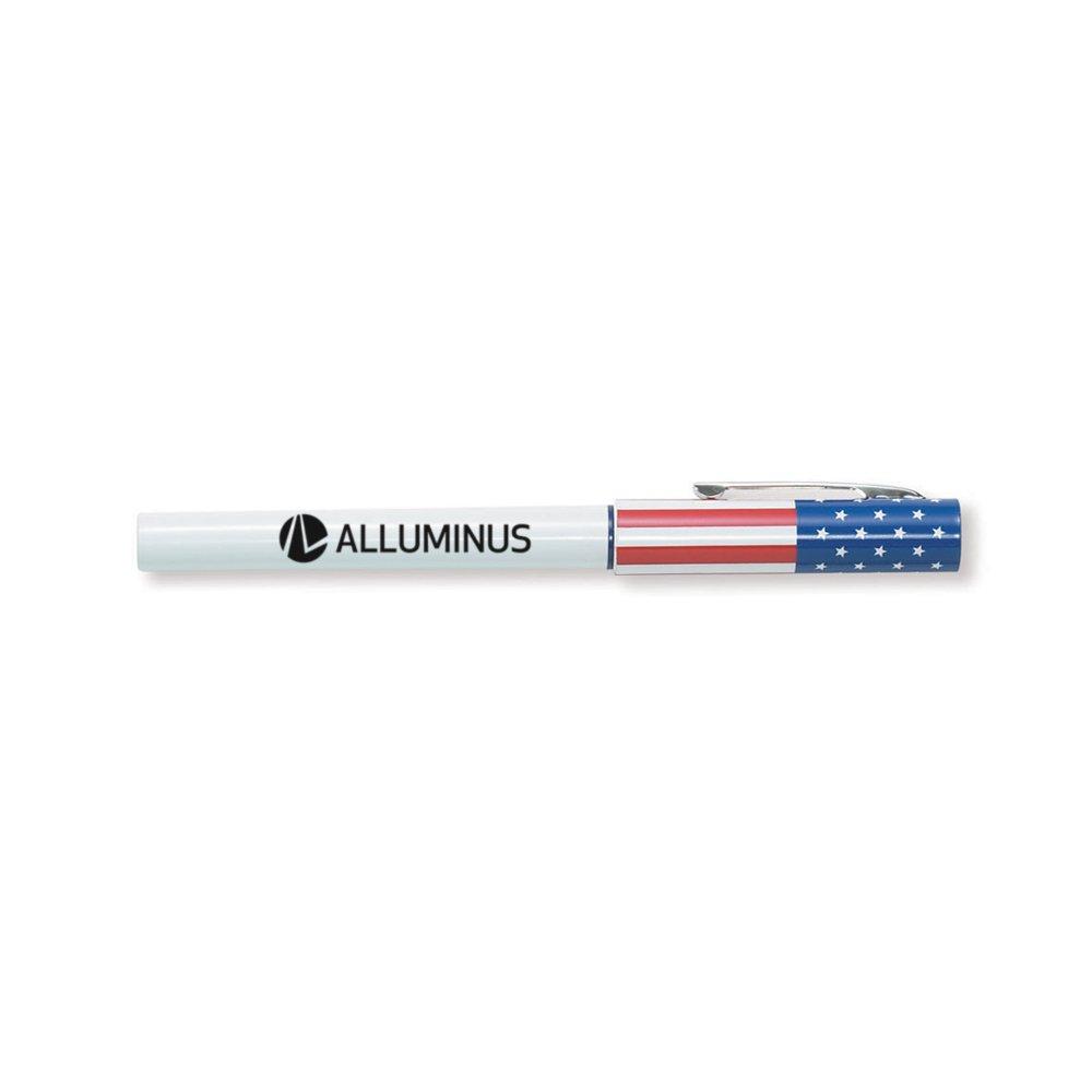 American Flag Pen