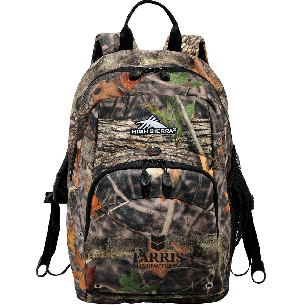 High Sierra® Impact King's Camo Backpack