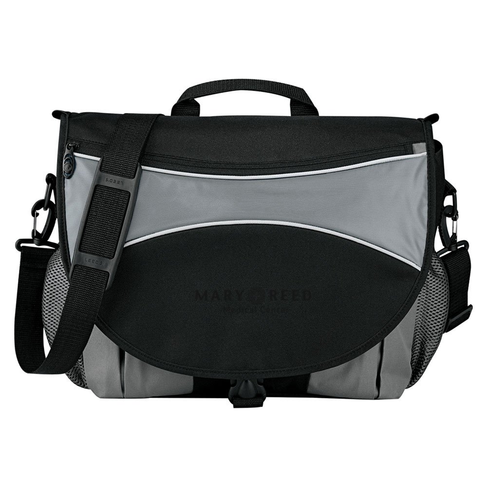 """Stretch 15"""" Computer Messenger Bag"""