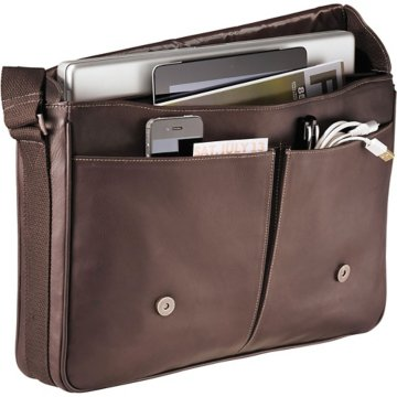 Kenneth Cole® Colombian Leather Computer Messenger Bag