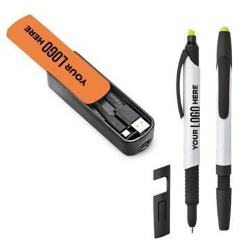 Power Bank & Multifunctional Pen Gift Set