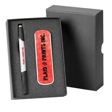 Power Bank & Multifunctional Pen Gift Set