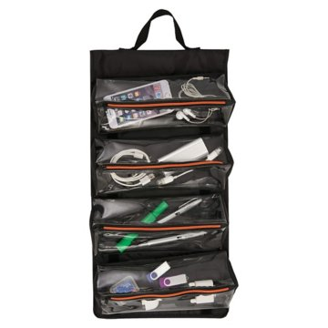 BRIGHTtravels Rollup Toiletry Organizer Bag