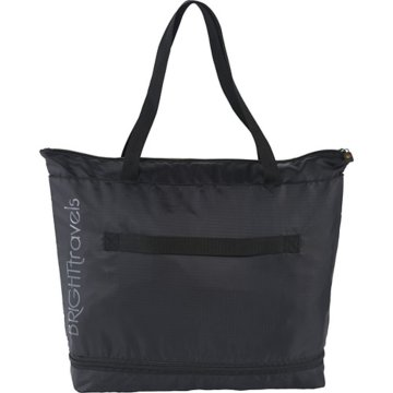 BRIGHTtravels Packable Tote Bag