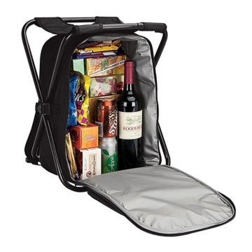 24 Can Cooler Bag Chair