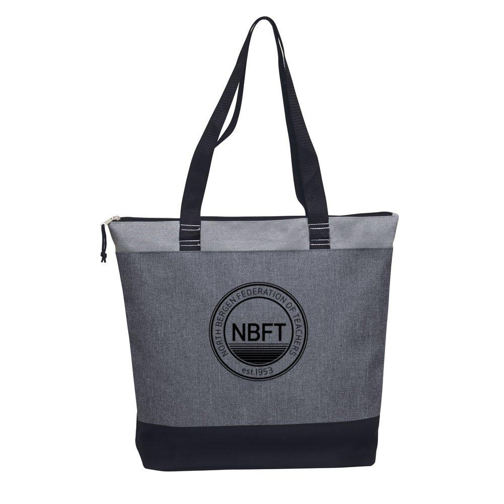 Urban Style Lightweight Zipper Tote Bag