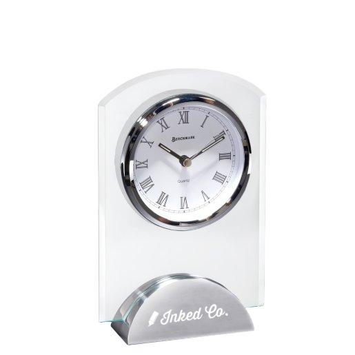 The Duchess Crystal Clock