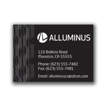 Business Card Magnet - 20 Mil