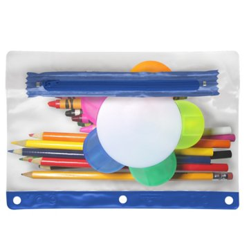 Pen and Pencil School Pouch