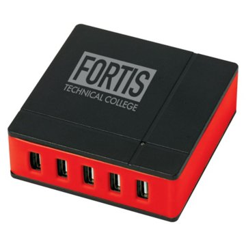 ETL Listed Pier 5-Port Charger