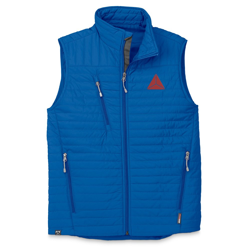 Quilted Light Thermolite® Vest - Mens