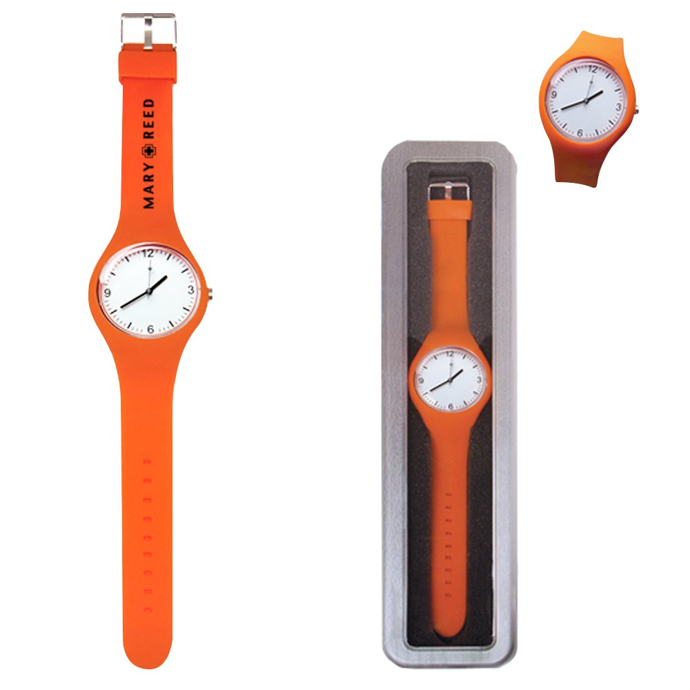Silicone Analog Watch