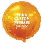 Round Mylar Party Balloon
