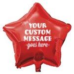 Star Mylar Party Balloon