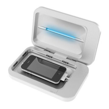 PhoneSoap - UV Light Phone Cleaner