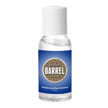 1 Oz. Hand Sanitizer Easy Squeeze Bottle
