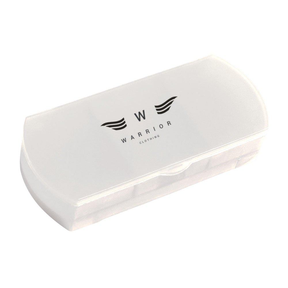 Pill Box and Bandage Dispenser Combo