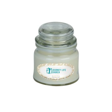 4 oz. Aromatherapy Candle in Apothecary Jar
