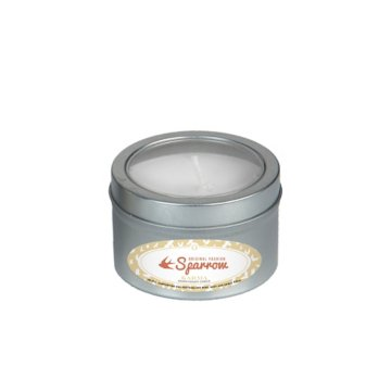 Aromatherapy Candle in Small Window Tin