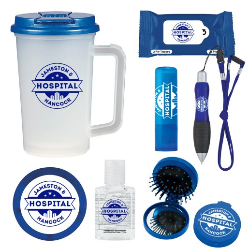 Healthcare Helper Mug Hospiltality Kit