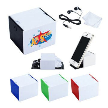 3-In-1 Smartphone Accessory Cube
