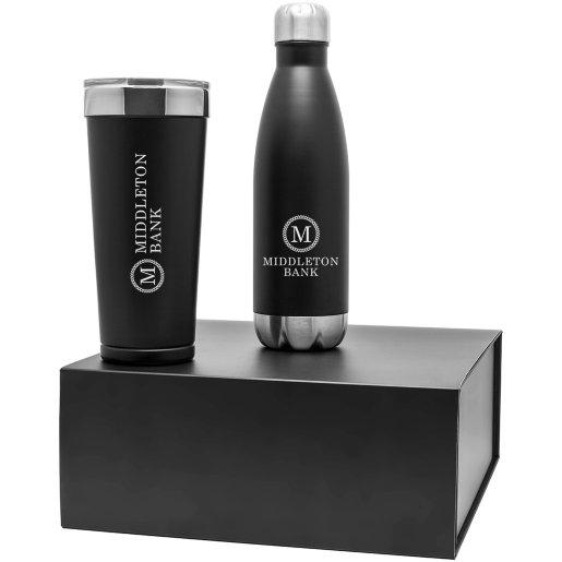 Double Tumbler Premium Gift Set