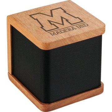 Seneca Bluetooth® Wooden Speaker