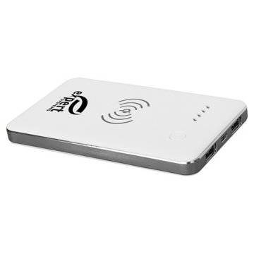 4000 mAh Qi Wireless Charging Power Bank