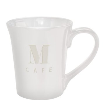 Artisitc Sand Carved Flare Mug
