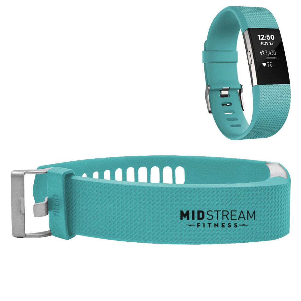 Fitbit® Charge 2 Heart Rate and Fitness Wristband
