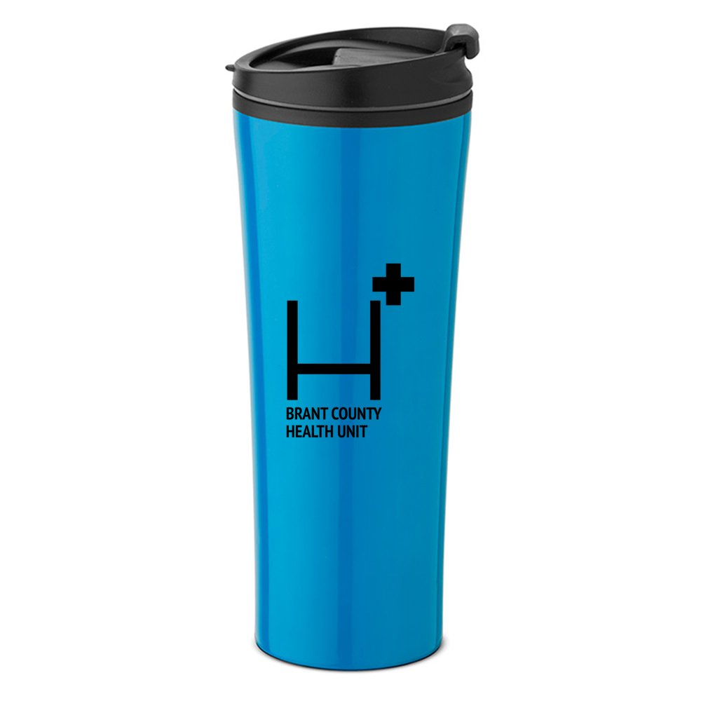 Color Blast Budget Travel Mug