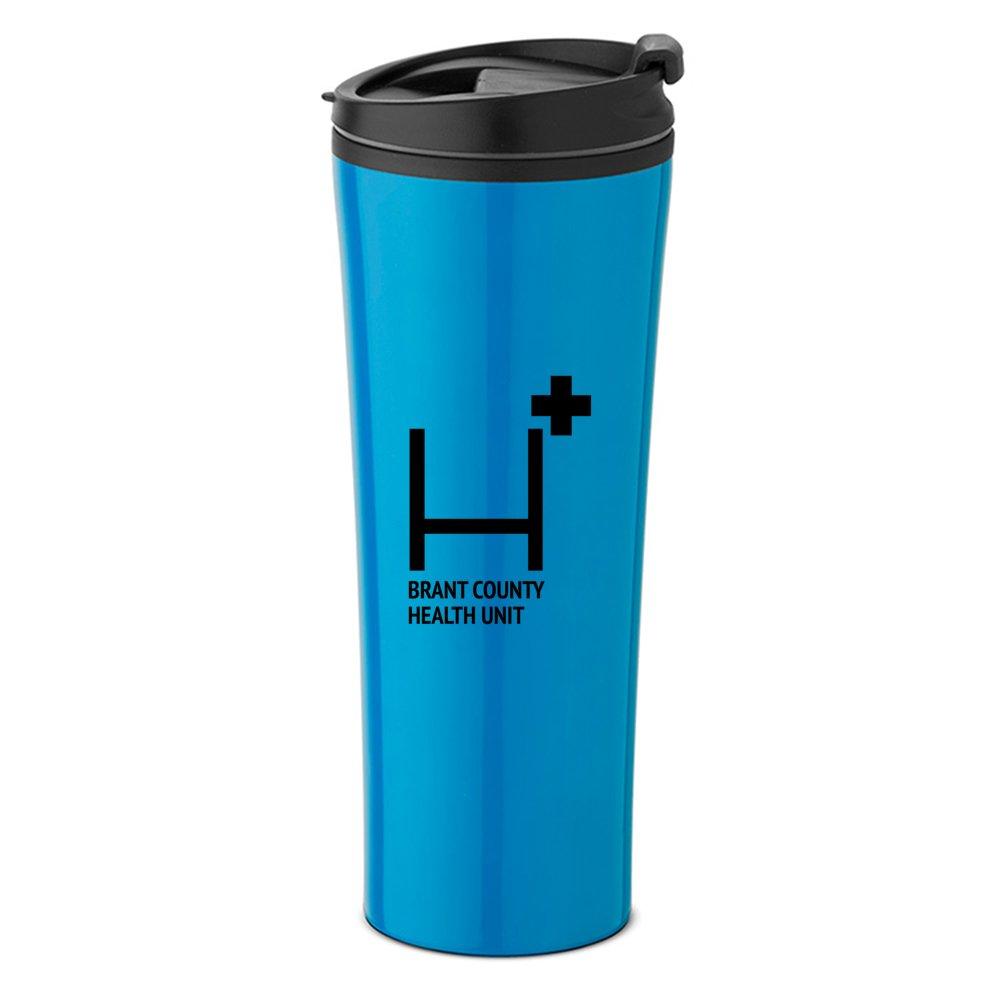 Color Blast Budget Travel Mug