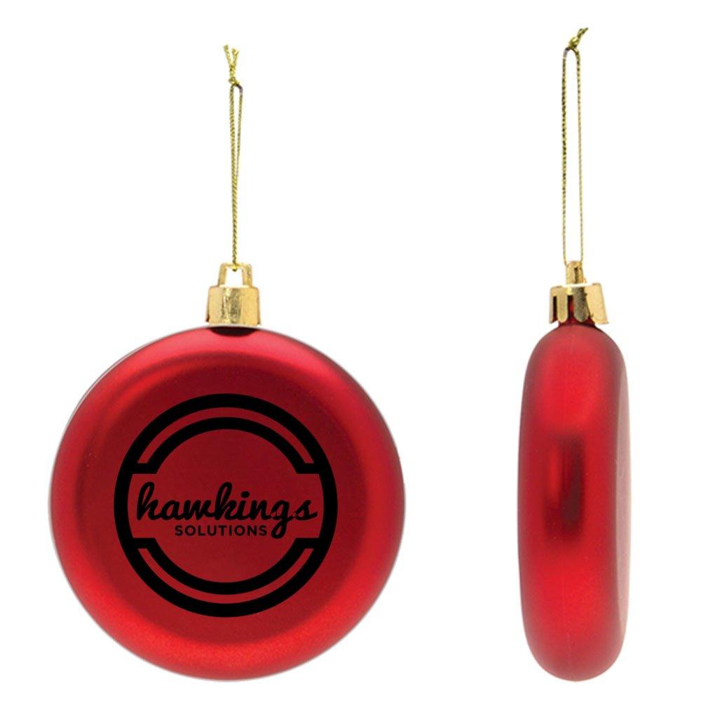Shatterproof Classic Ornament