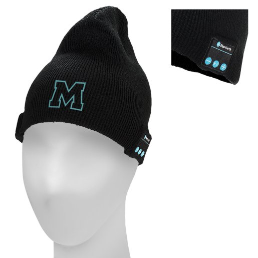 Bluetooth® Knit Headphone Beanie