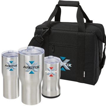 Urban Peak® Tumbler and Cooler Gift Set